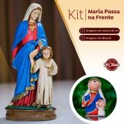 Kit Maria Passa na Frente