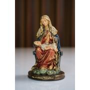 Mãe da Divina Providência em Resina - 20 cm