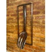 Moldura com Garfo Decorativo - 90 x 37 cm