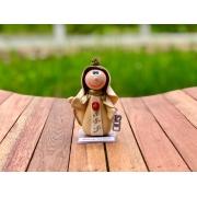 Nossa Senhora das Mercês em Biscuit