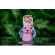 Nossa Senhora do Rosário em Biscuit