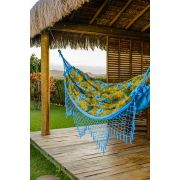 Rede Gorgurão Amazônia Azul Claro