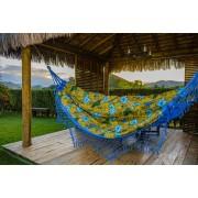 Rede Gorgurão Amazônia Azul Escuro
