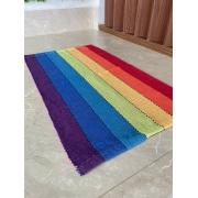 Tapete Arco-íris - 0,90 x 0,50 cm