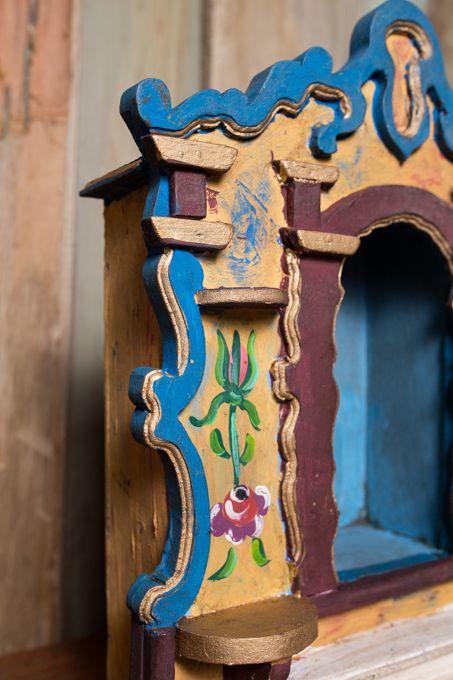 Altar em madeira