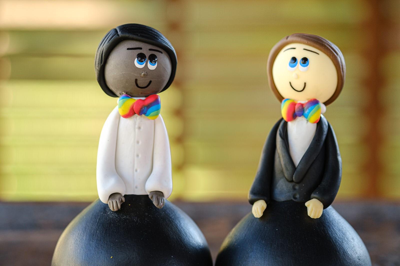 Boneco Arco-íris em Cabaça - Unidade