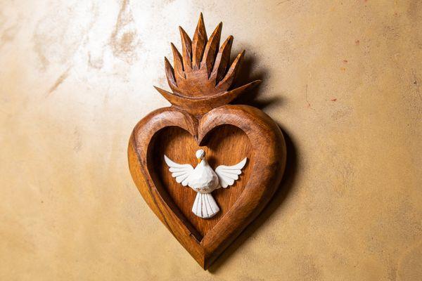 Divino Espírito Santo em Coração Grande