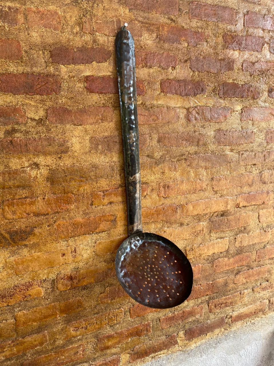 Escumadeira Decorativa para Parede - 85 cm