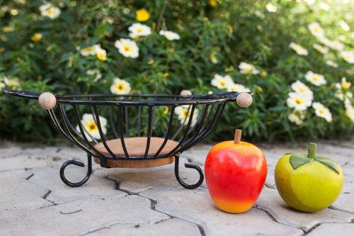 Fruteira Pequena Redonda