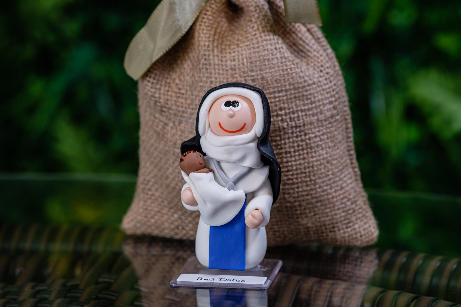 Irmã Dulce em Biscuit