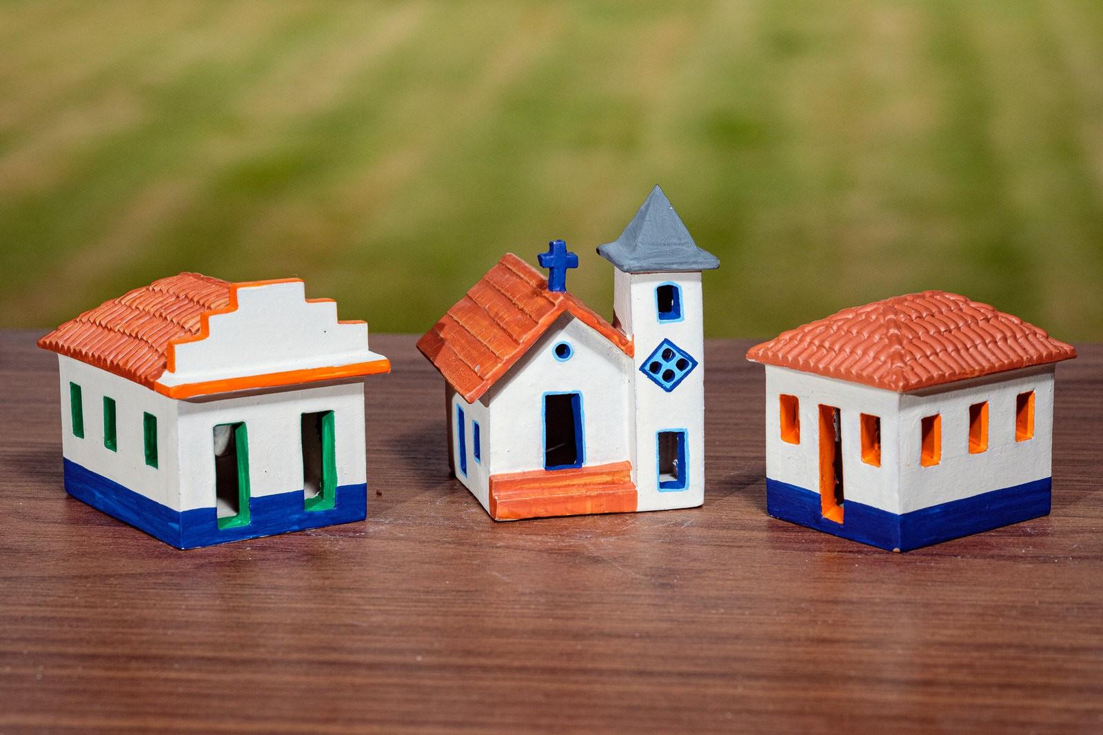 Kit Miniaturas em Barro I - Vale do Jequitinhonha