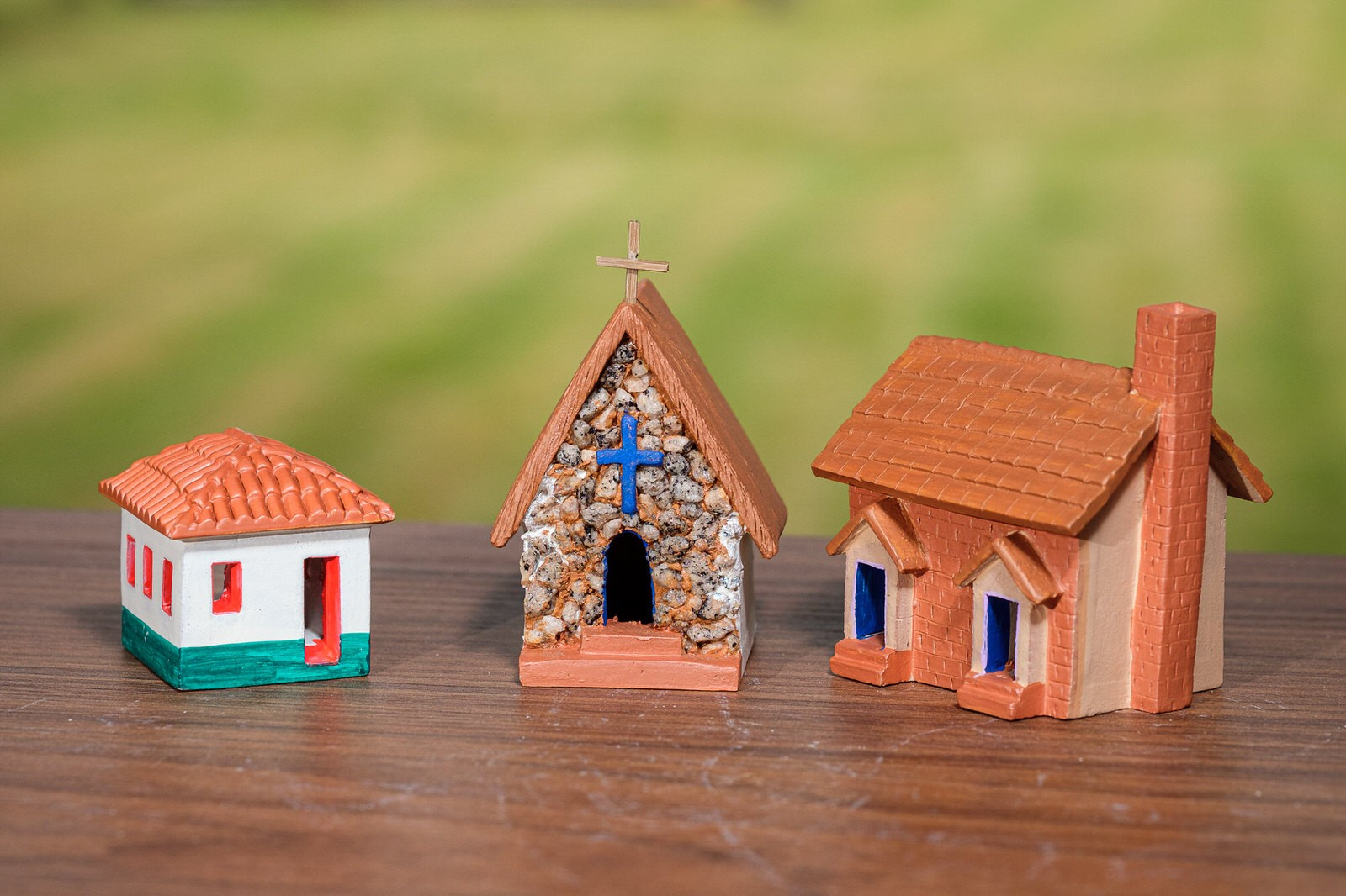 Kit Miniaturas em Barro III - Vale do Jequitinhonha