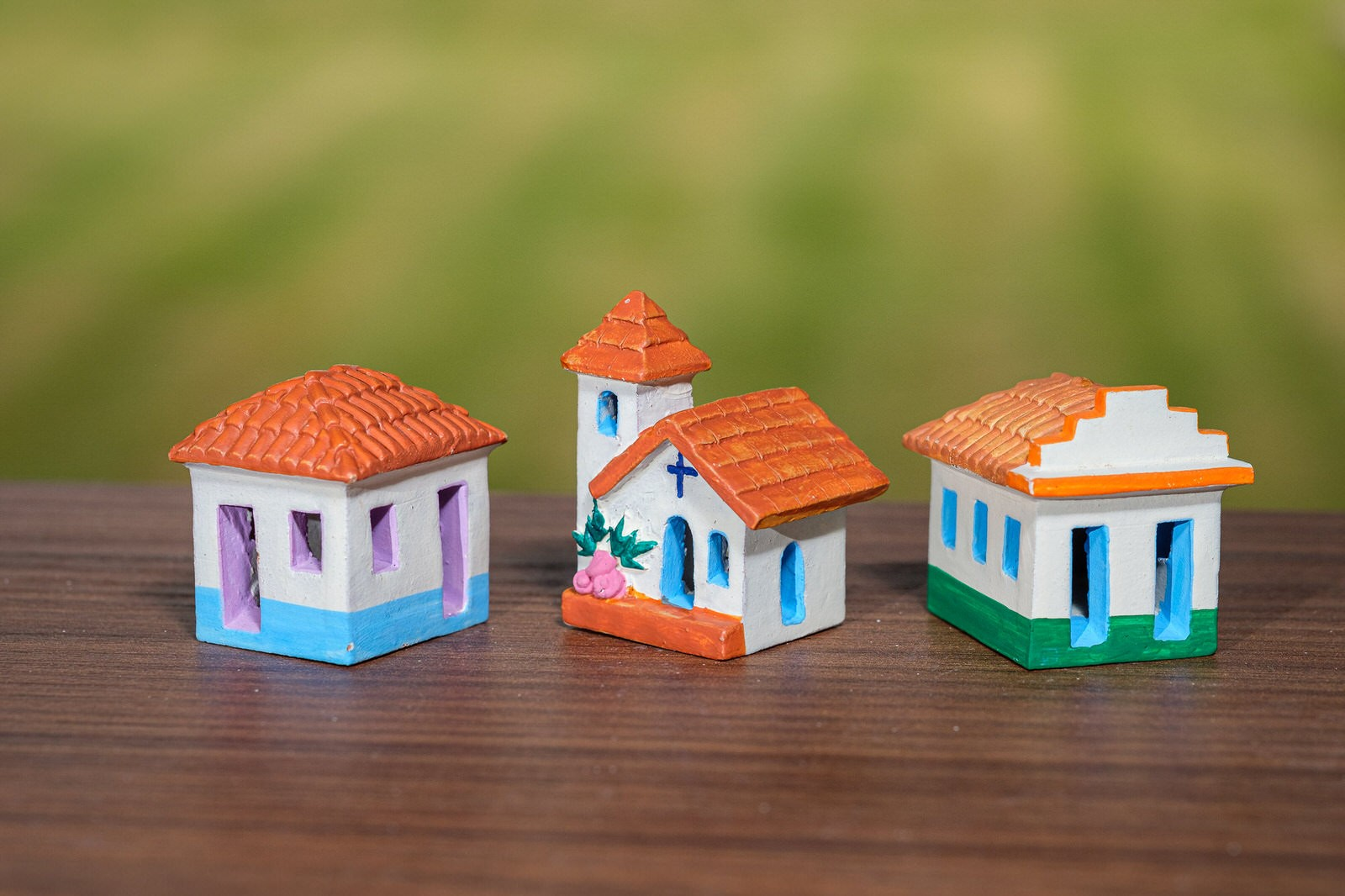 Kit Miniaturas em Barro VII - Vale do Jequitinhonha
