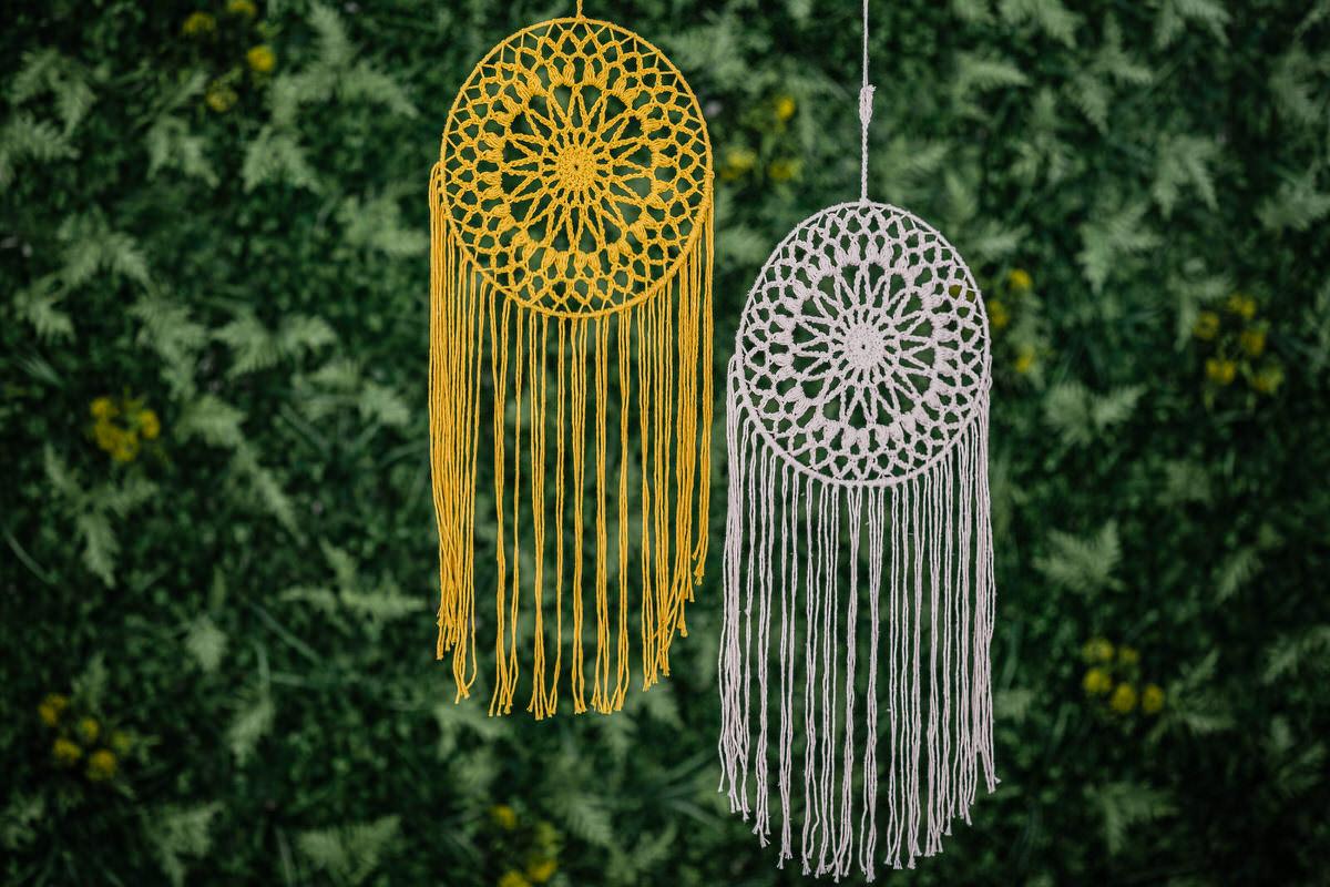 Kit com 2 Filtros dos Sonhos - Amarelo + Cru