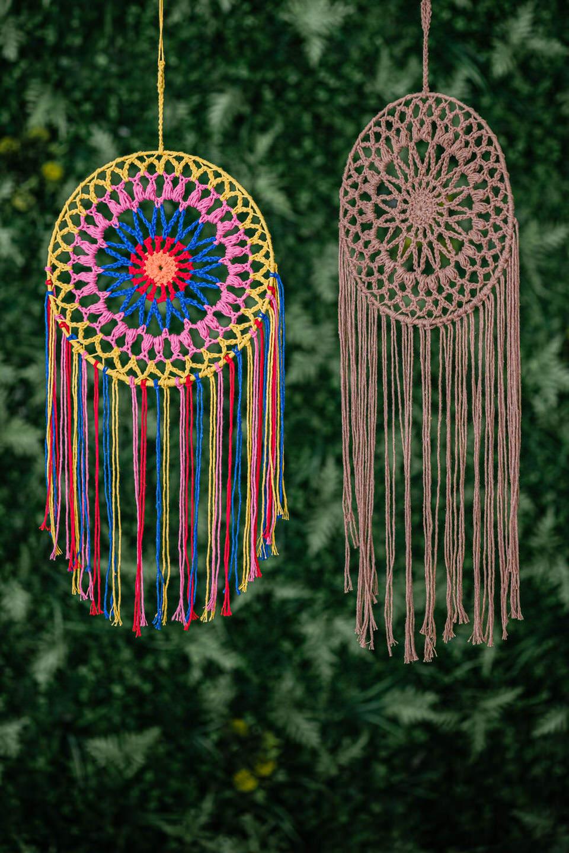 Kit com 2 Filtros dos Sonhos - Arco-íris + Marrom
