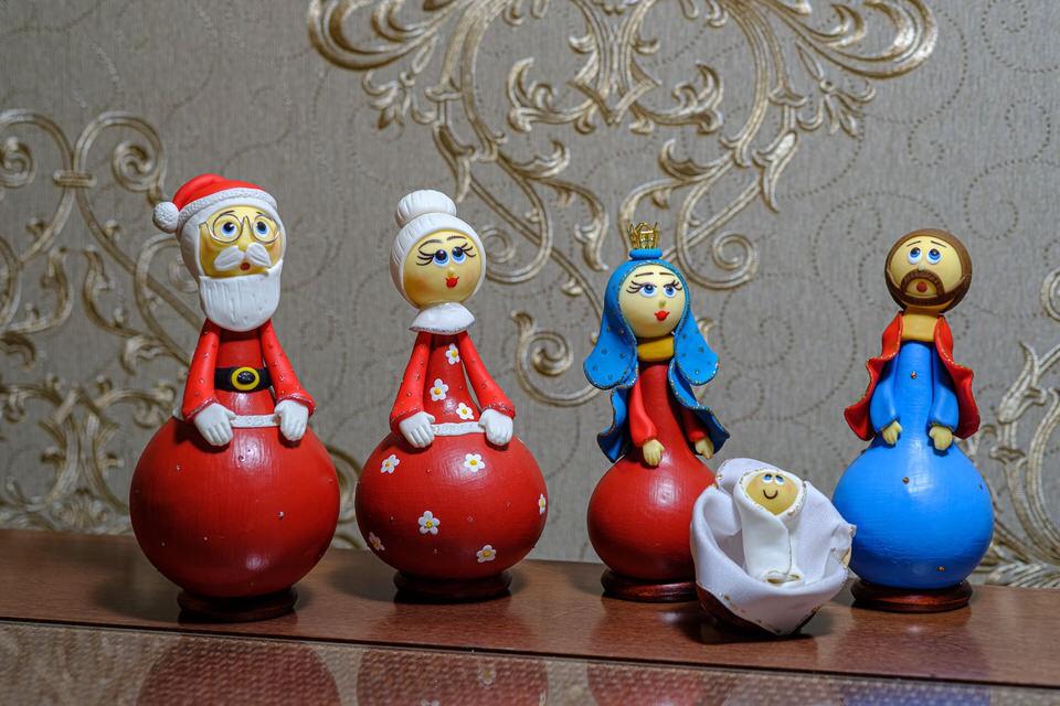 Kit Natal em Cabaça