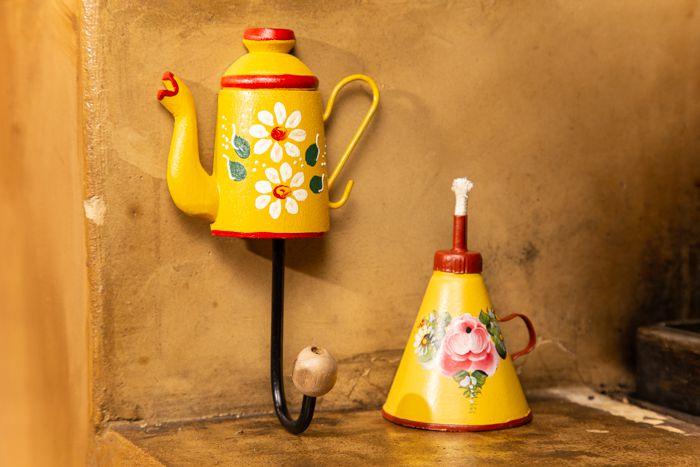 Kit tradição Mineira - amarelo