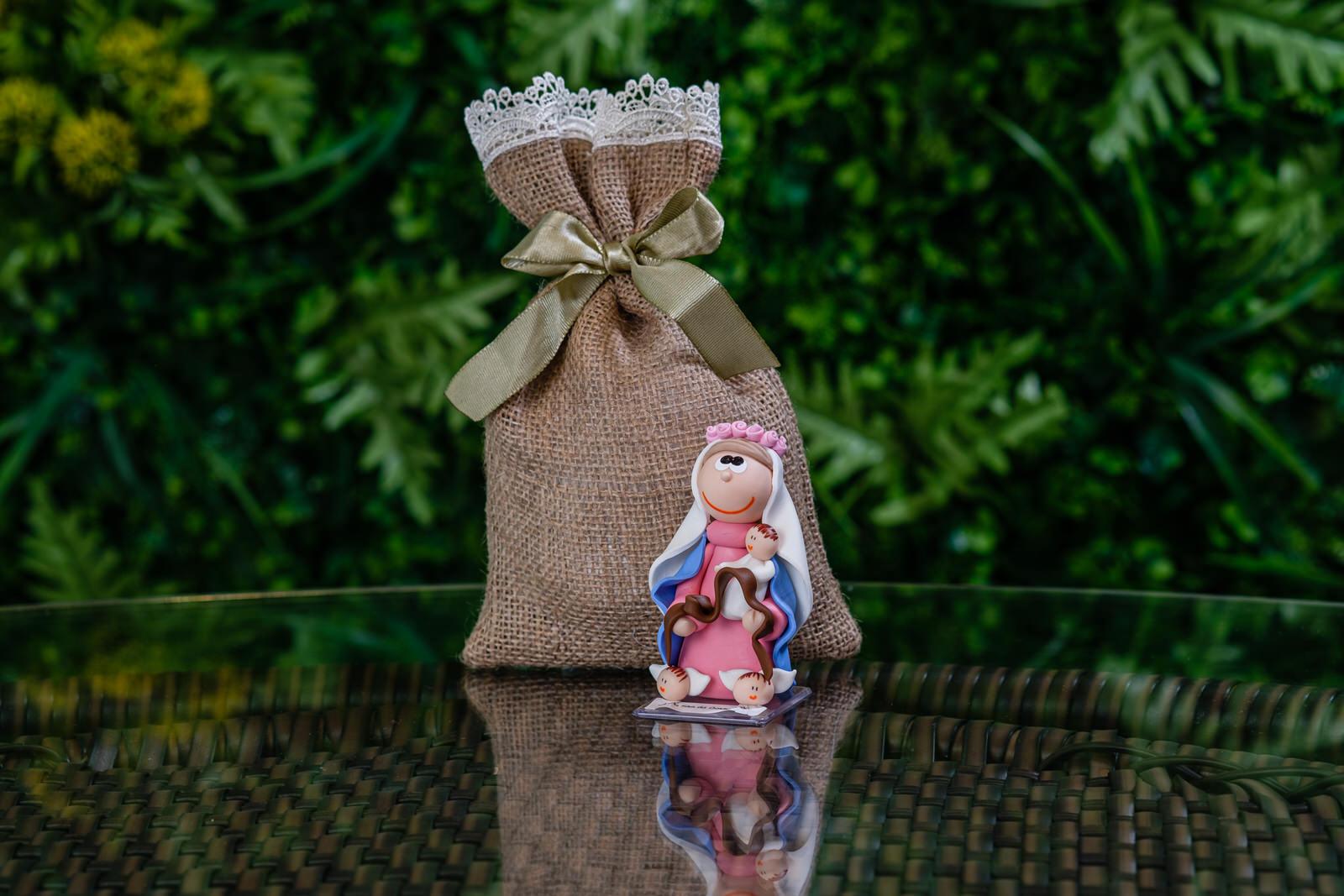 Nossa Senhora da Consolação em Biscuit