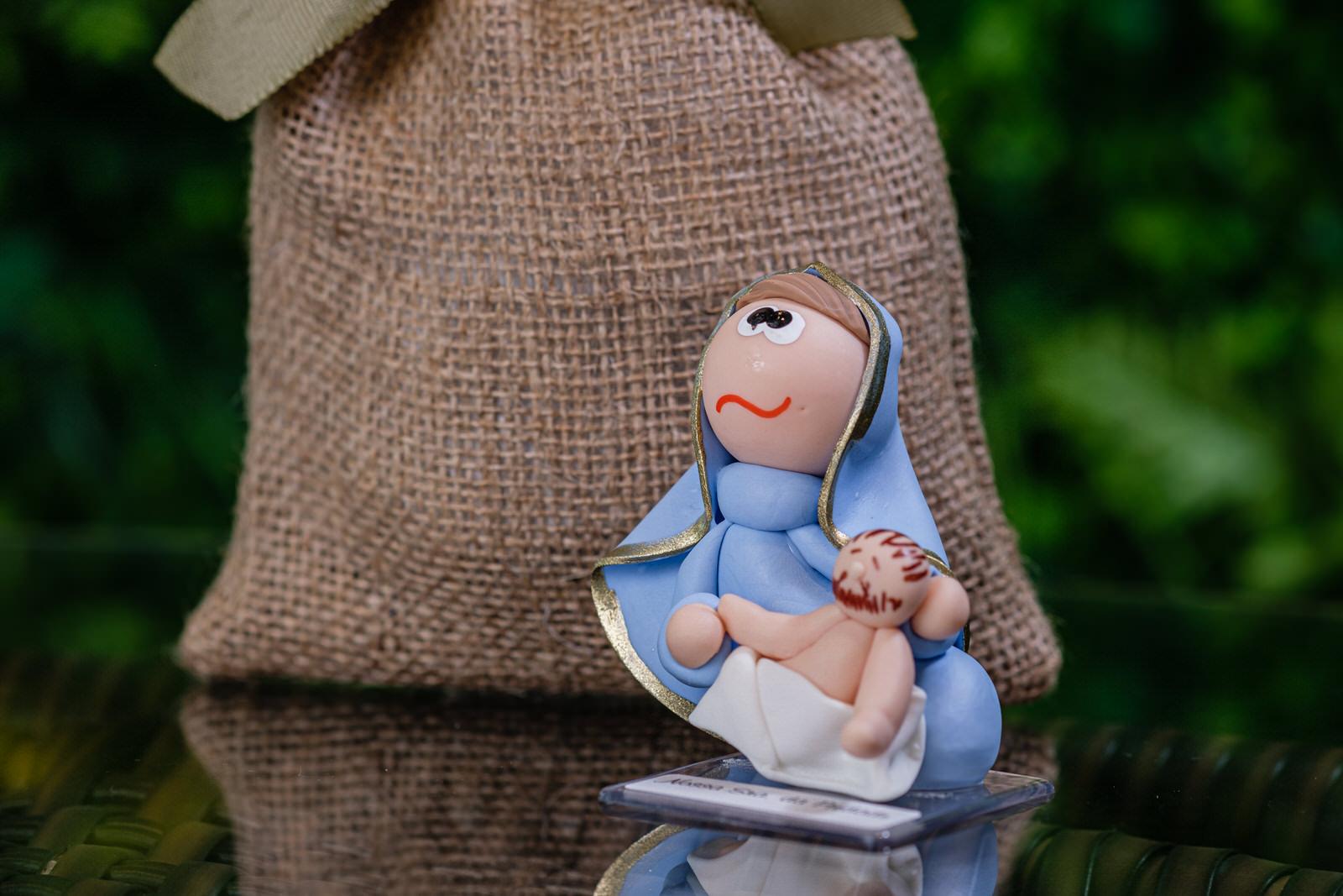 Nossa Senhora da Piedade em Biscuit