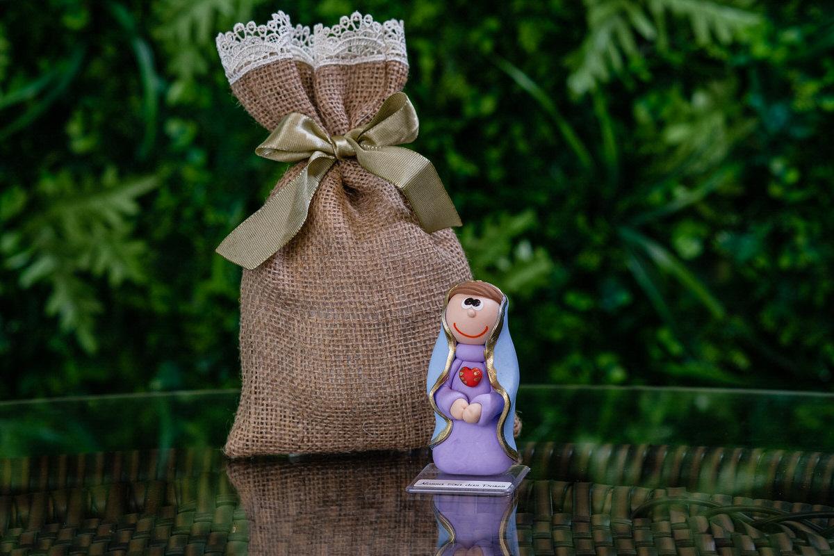 Nossa Senhora das Dores em Biscuit