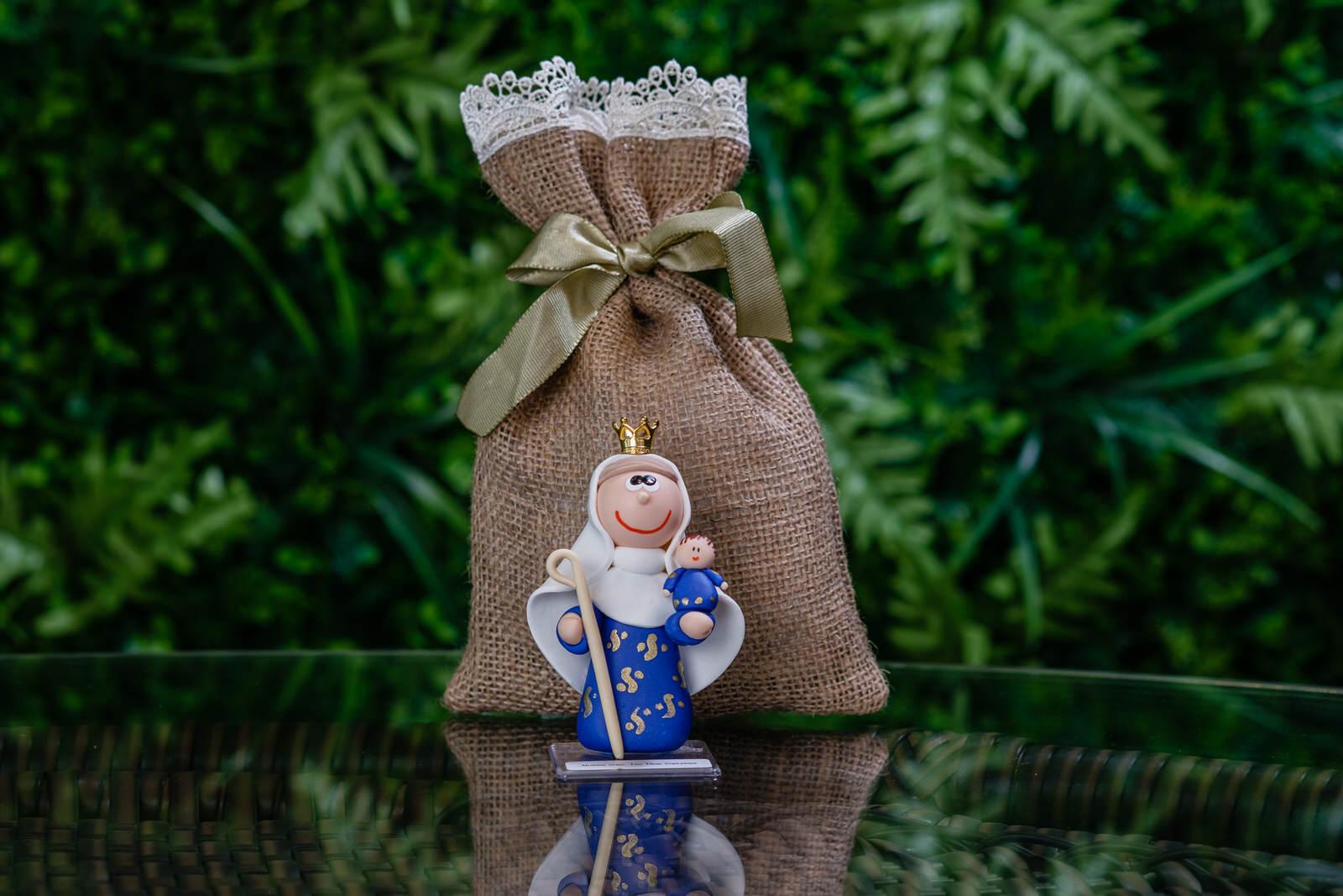 Nossa Senhora do Bom Sucesso em Biscuit