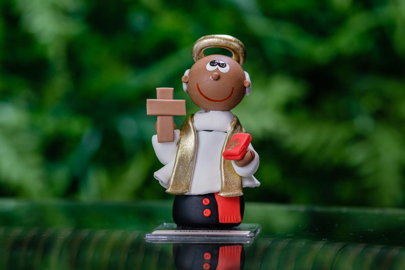 Padre Victor em Biscuit