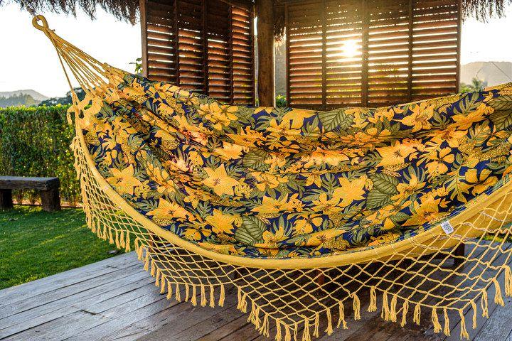 Rede Gorgurão Amarelo Royal