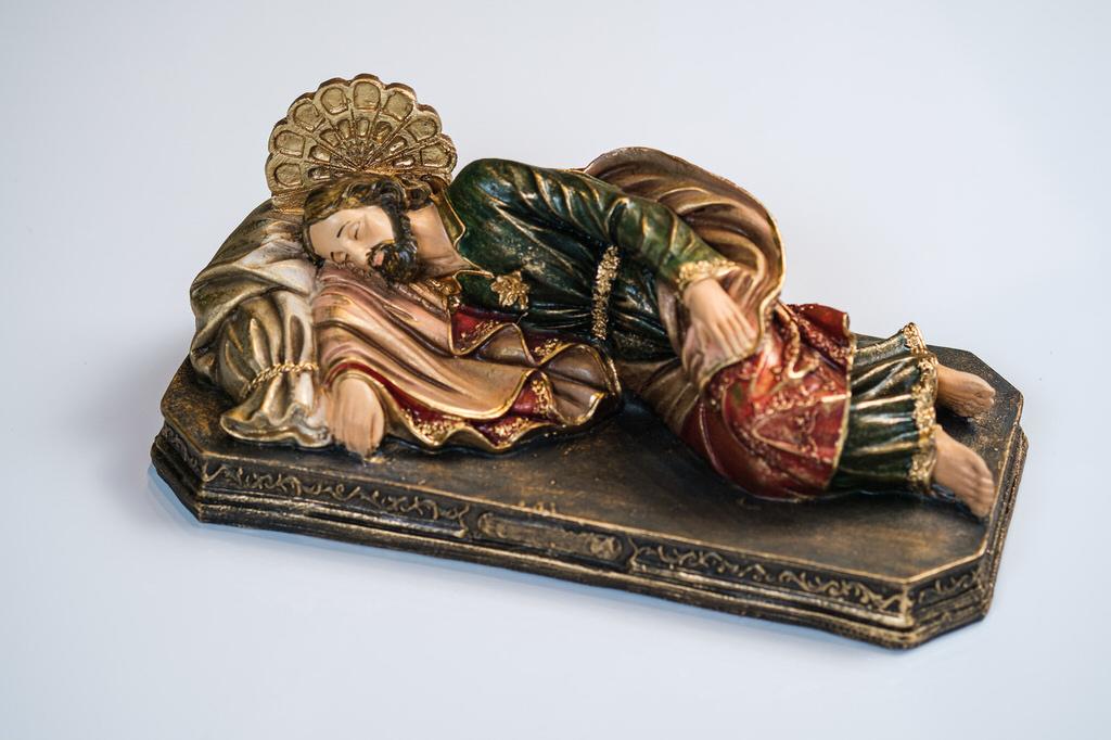 São José Dormindo em Resina