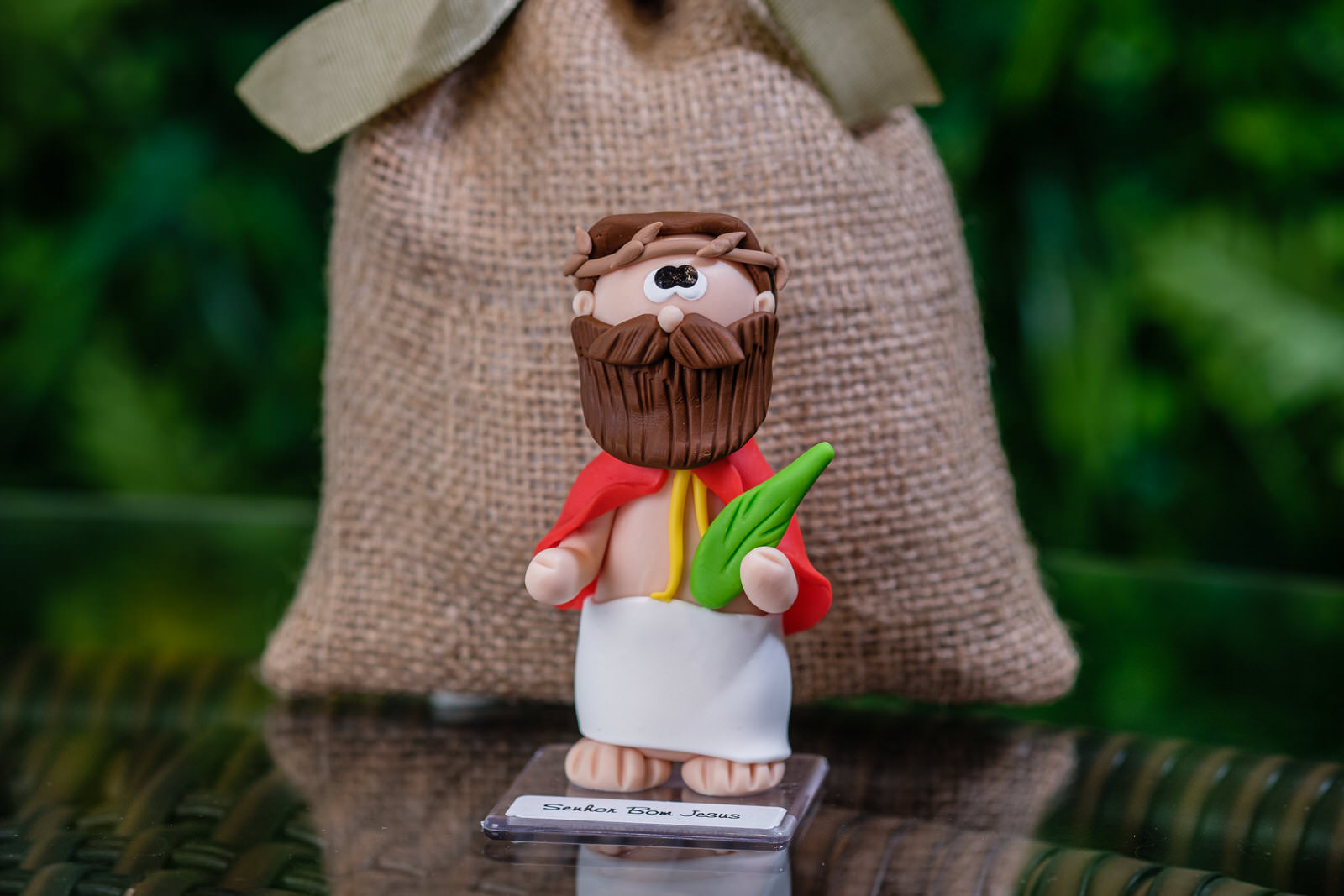 Senhor Bom Jesus em Biscuit