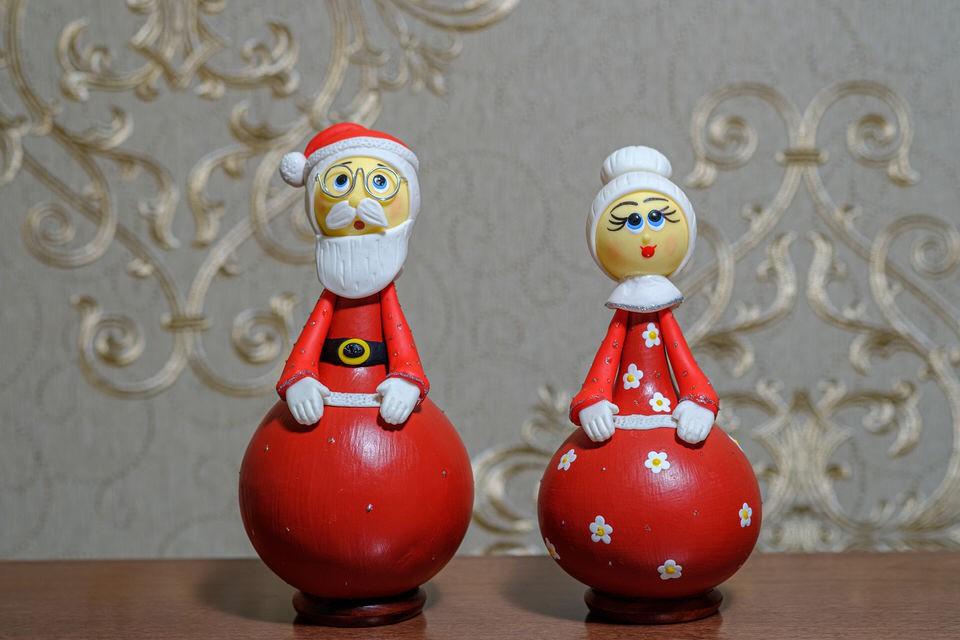 Vovós Noel em Cabaça