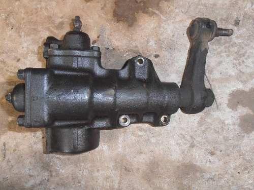Caixa Direção Hidraulica Pajero Sport 2009