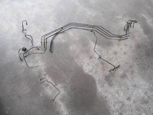 Canos De Freio Pajero Sport 3.5 V6 2009