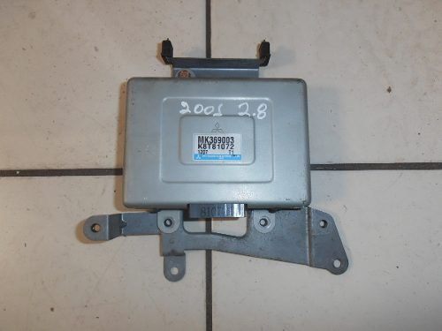 Modulo Pajero Full 2.8 Mk369003