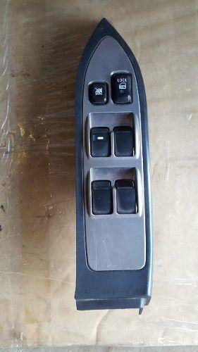 Conjunto Botão Vidro Eletrico Pajero Full 08/14 (motorista)
