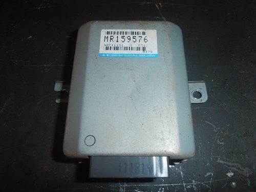 Modulo Controle Velocidade Pajero Gls-b 99. Mr159576