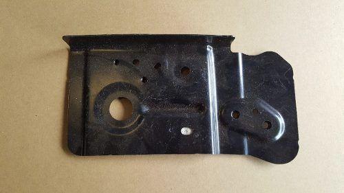 Placa Travessa Diant. L.esq. 5220c481 Mitsubishi Lancer Evolution X