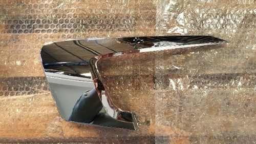 Acabamento Superior Grade Frontal Mitsubishi Asx 2016