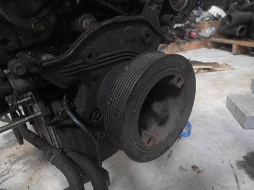 Polia Virabrequim Pajero Full Gasolina V6 3.5