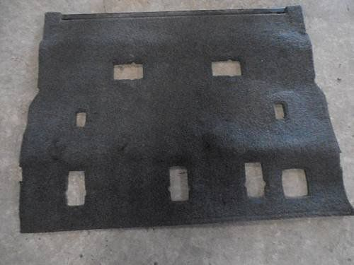 Carpete Porta Malas Pajero Full 01/15