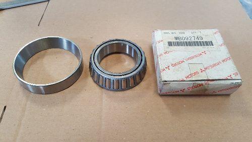 Rolamento Cubo Roda Diant. Mb092749 Mitsubishi L200 Gl/gls