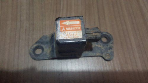 Sensor Airbag Mr587739 Mitsubishi L200 Outdoor 2008/2009