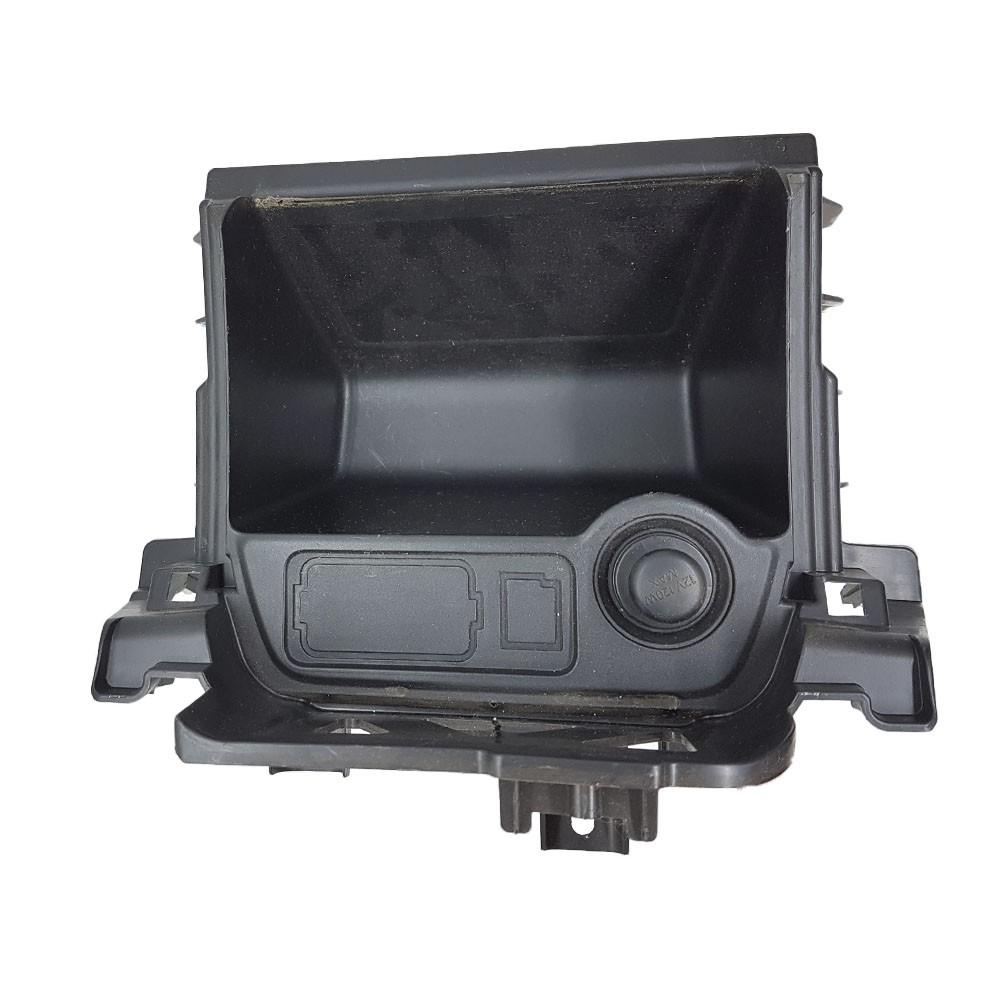 Acabamento Console Central Frontal Outlander GT 2014/2015