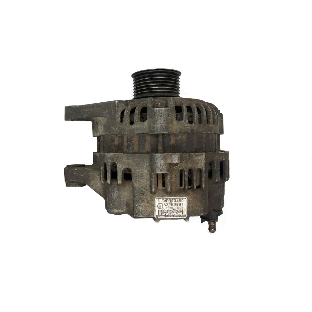 Alternador Pajero Full 2001/2007 Gasolina MD370480 12V 100A