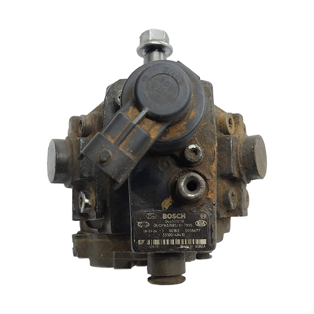 Bomba Alta Pressão Bosh Sorento 2.5 Motor D4CB 33100-4a410