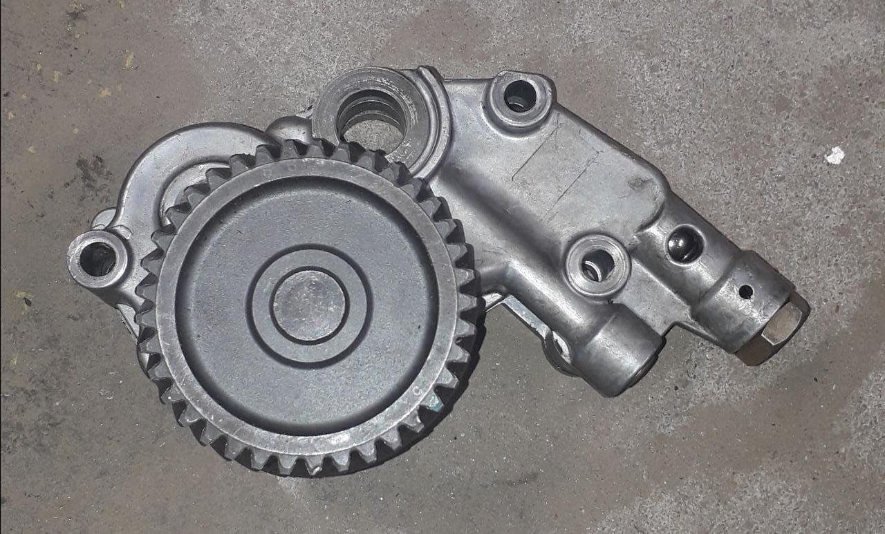 Bomba De Óleo Motor Da Pajero Full - 4m41