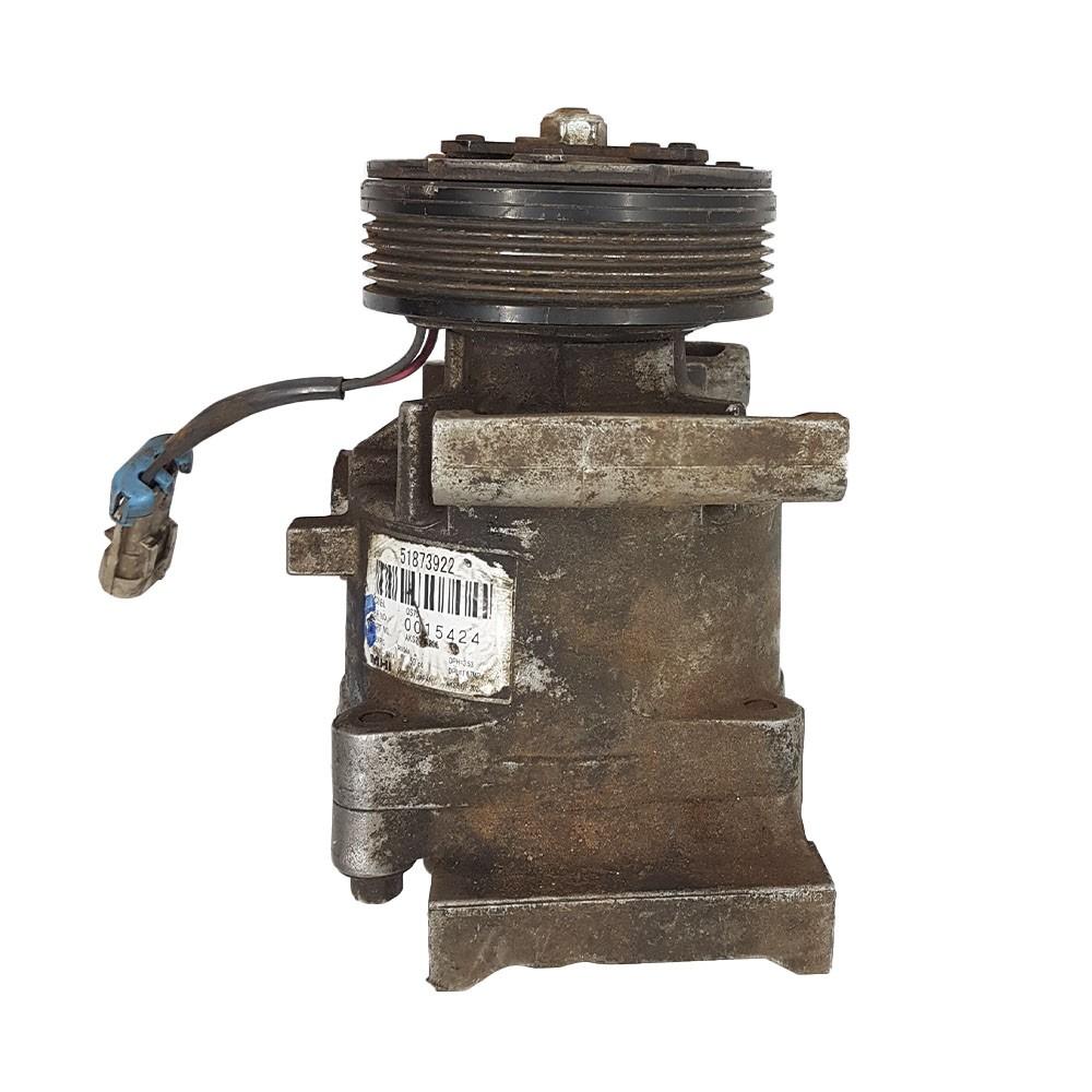 Compressor Ar Condicionado Grand Siena 51873922  (Detalhe)