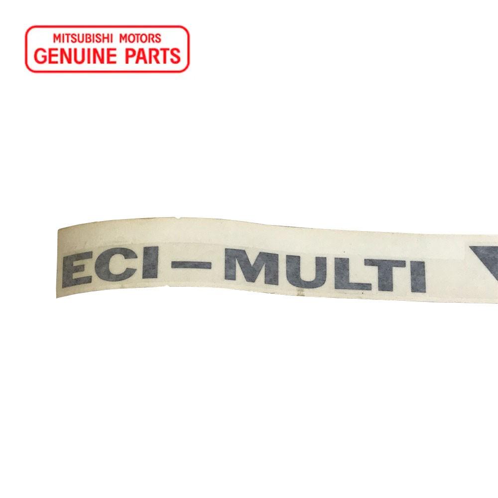 Decalque ECI-MULTI Pajero GLS-B 1992/2000 MR760566