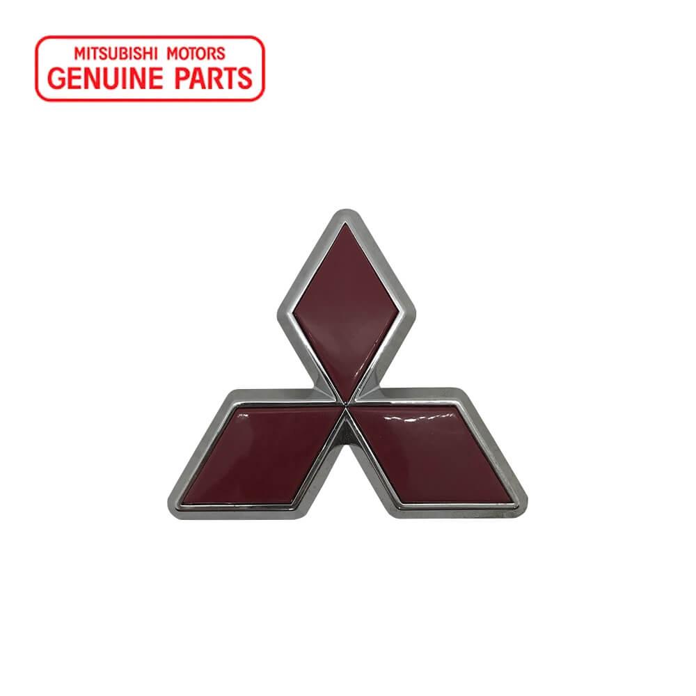 Emblema 3 Diamantes Lancer 1991/1997 MB619605