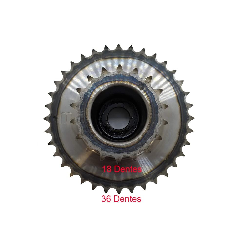 Engrenagem Bomba Injetora Sorento 2009 Motor D4CB 2.5 Diesel