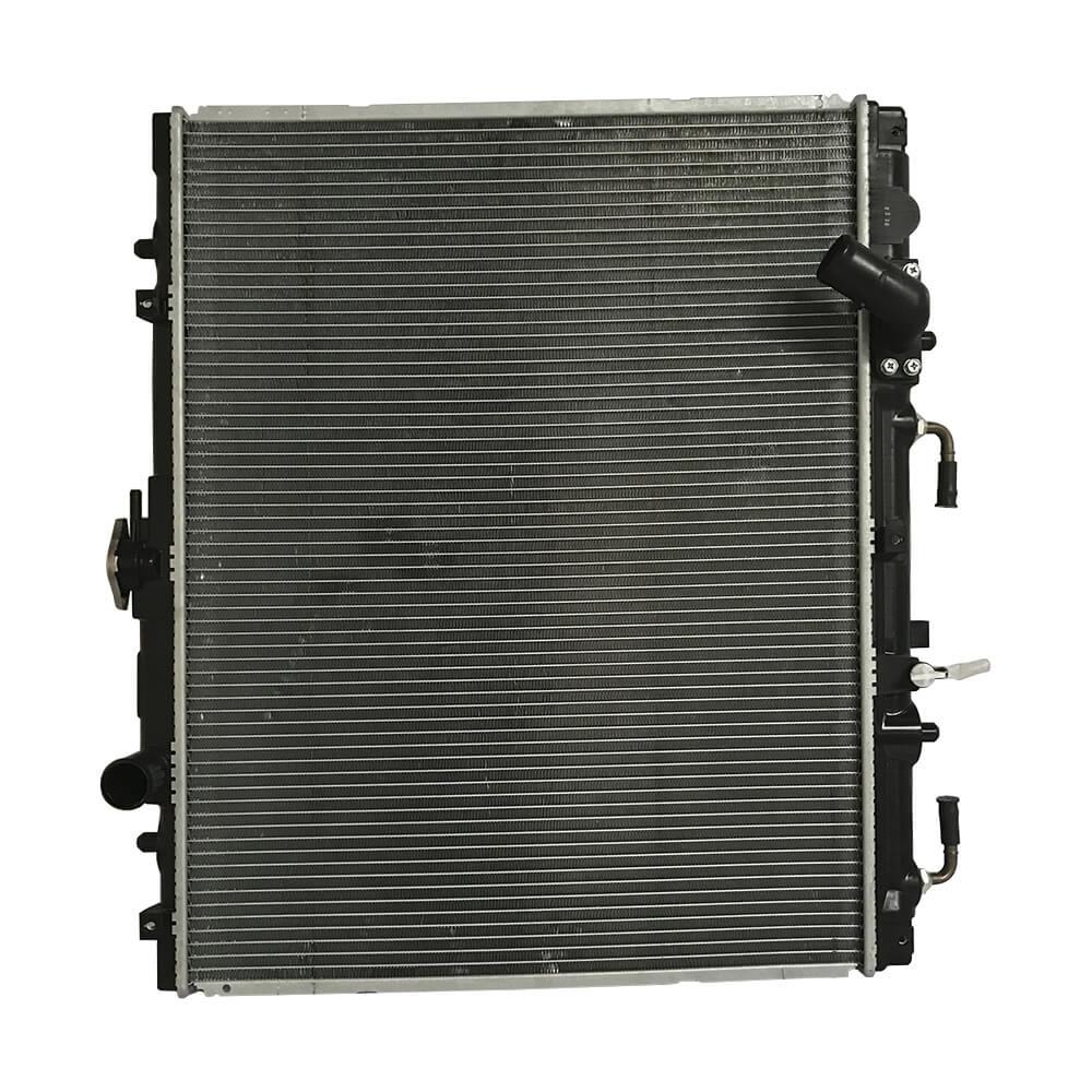 Radiador Pajero Sport Diesel 2.5 2.8 Automático 1350a089